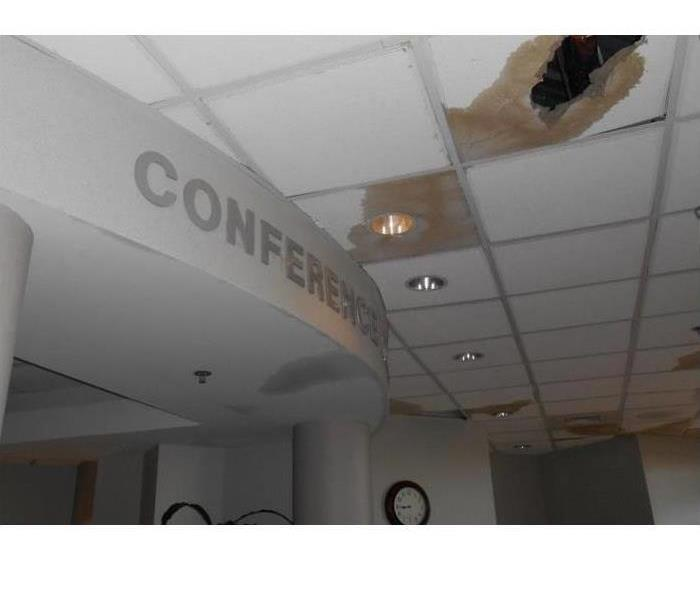 Conference Center In Tallahassee Suffers Water Damage Before