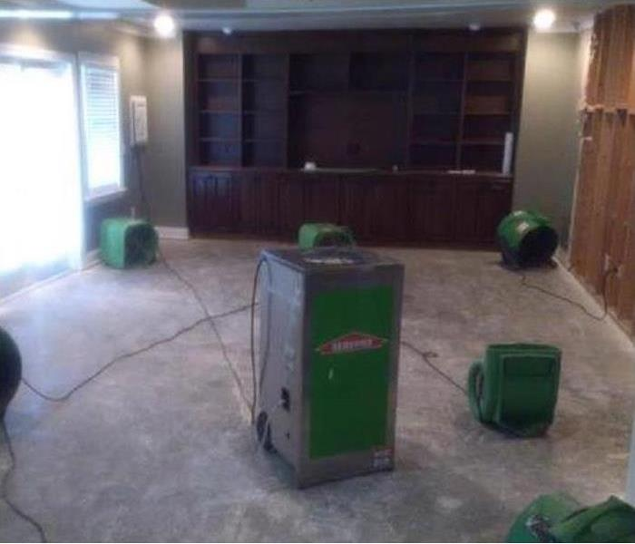 Tallahassee Water Intrusion Causes Floor Damage Before