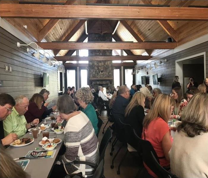 The Wakulla County Chamber of Commerce Luncheon