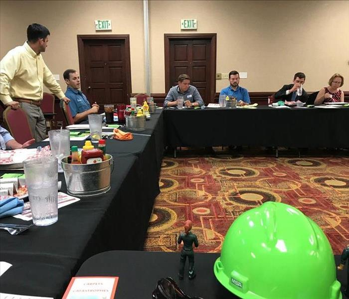 BNI Monthly Meeting 2018