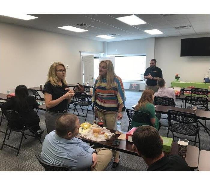 SERVPRO Area Meeting