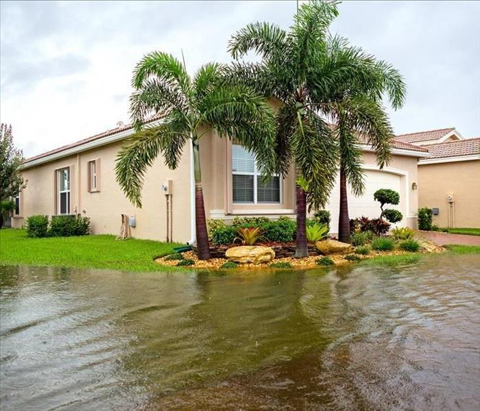Storm Damage Protect Yourselves Against Flood Damage The Right Way - Call SERVPRO In Tallahassee Today
