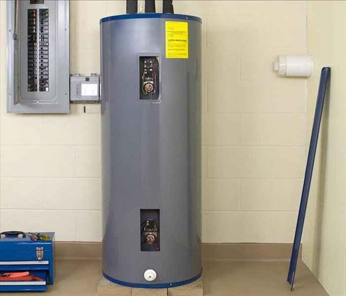 Water Damage Damage in Tallahassee from Your Water Heater