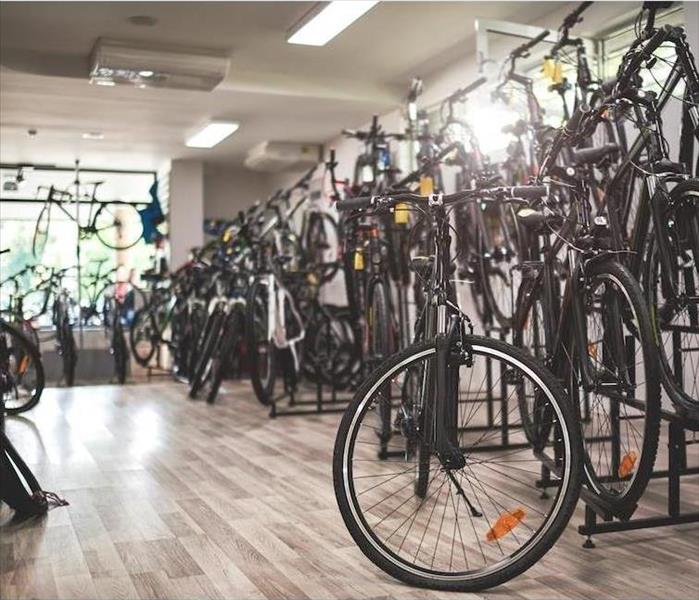 Commercial The Effects of Commercial Water Damage on Your Tallahassee Bike Shop